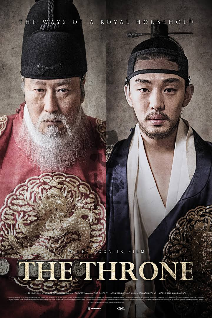 korean film review the throne 2015 dramasrok